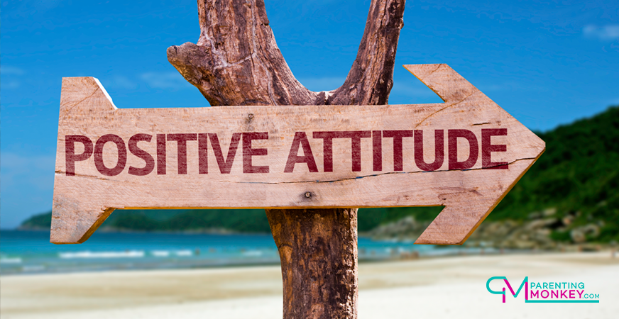Teenagers Positive Attitude